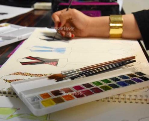 tarahilebas 27 495x400 - آموزش طراحی لباس