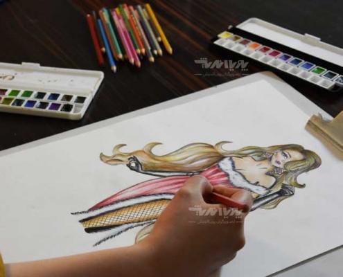 tarahilebas 31 495x400 - آموزش طراحی لباس