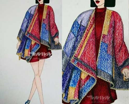 tarahilebas 32 495x400 - آموزش طراحی لباس
