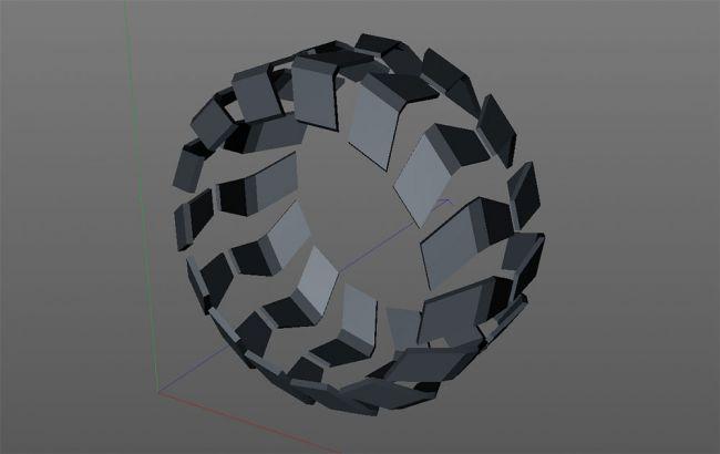 wheel - مدل سازی ماشین در سینما فوردی