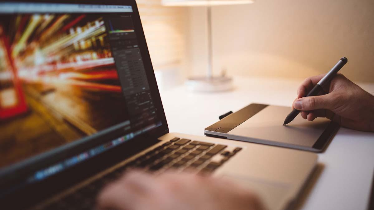 working with digital pen - طراحی با قلم نوری در کورل