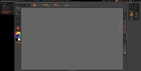 5 customise - 10 موردی که نمی دانستید با ZBrush می توان انجام داد.