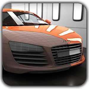 طراحی اتومبیل با زیبراش