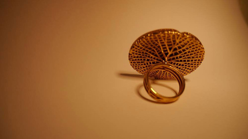 creative design - کاربردهای زیبراش ؛ طراحی جواهر با زیبراش