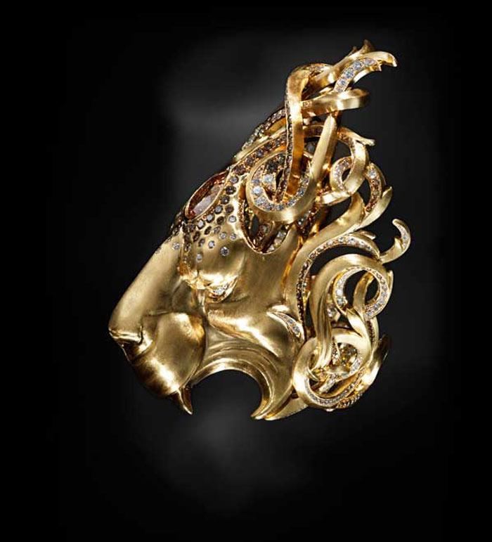 creative jewelry - کاربردهای زیبراش ؛ طراحی جواهر با زیبراش
