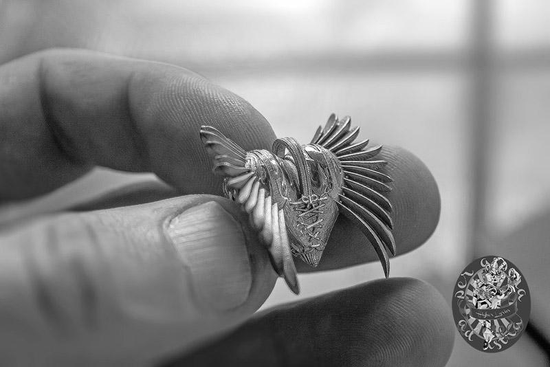 customazation - کاربردهای زیبراش ؛ طراحی جواهر با زیبراش