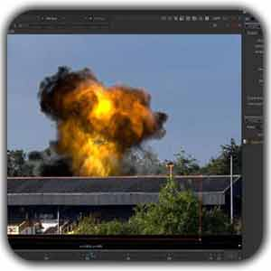 make explosion shakhes - عناصر ارگانیک در طراحی دکوراسیون