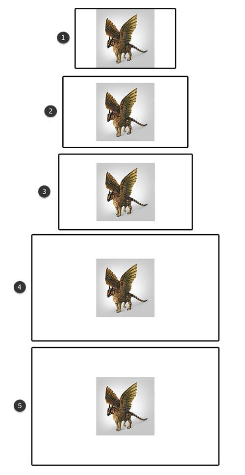 mistakes 1 wrong canvas 2 - 10 اشتباه رایج در هنر دیجیتال و چگونگی برطرف نمودن آنها