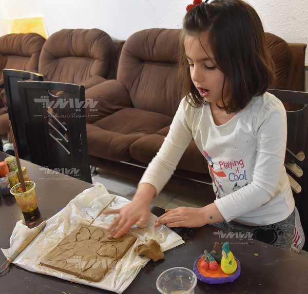 آموزش مجسمه سازی به کودکان 3