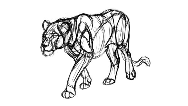 practice painting 1 - 7 تمرین لازم برای بهبود مهارت های نقاشی دیجیتال