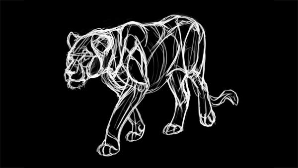 practice painting 2 - 7 تمرین لازم برای بهبود مهارت های نقاشی دیجیتال