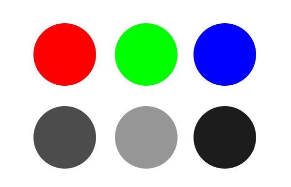 practice painting 7 grayscale 2 - 7 تمرین لازم برای بهبود مهارت های نقاشی دیجیتال