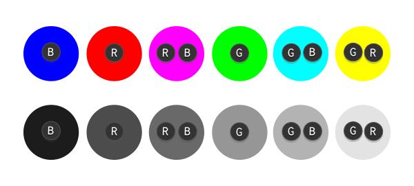 practice painting 7 grayscale 3 - 7 تمرین لازم برای بهبود مهارت های نقاشی دیجیتال