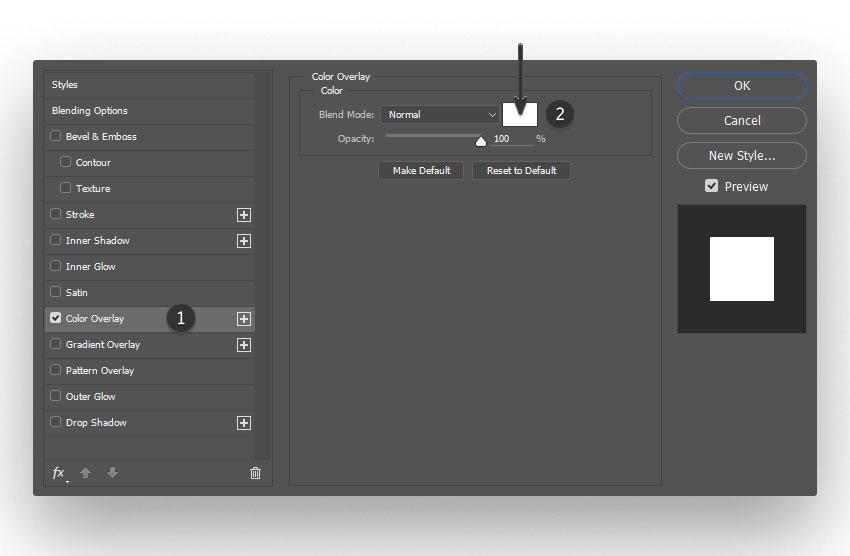 ps brush step 03 - نحوه ی ساخت قلموی سه بعدی هندسی فوتوشاپ با Cinema 4D