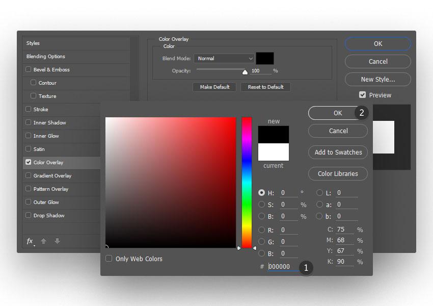 ps brush step 04 - نحوه ی ساخت قلموی سه بعدی هندسی فوتوشاپ با Cinema 4D