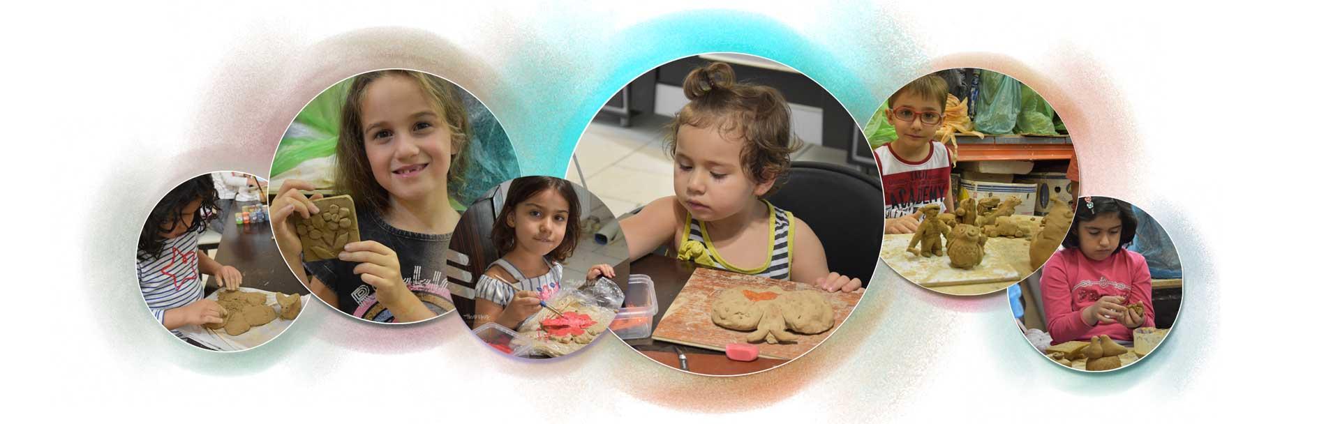 sofal koodak018 - آموزش مجسمه سازی به کودکان