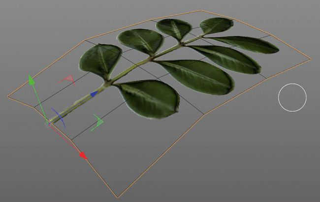 step 1creat - ساخت گیاهان طبیعی در Cinema 4D