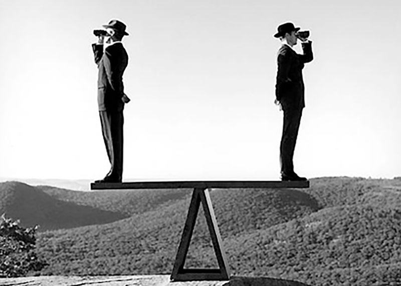 Balance photography 4 - تعادل در عکس