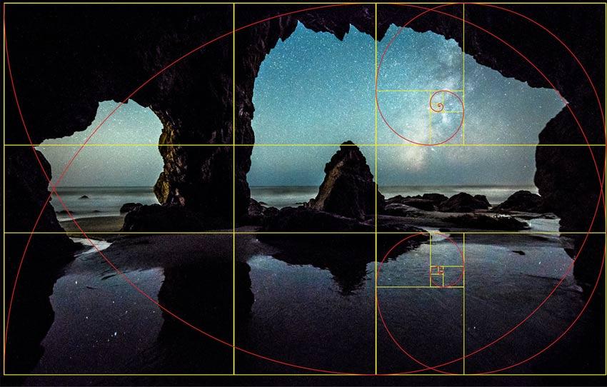 Beyond the Math photo - نسبت طلایی در عکاسی