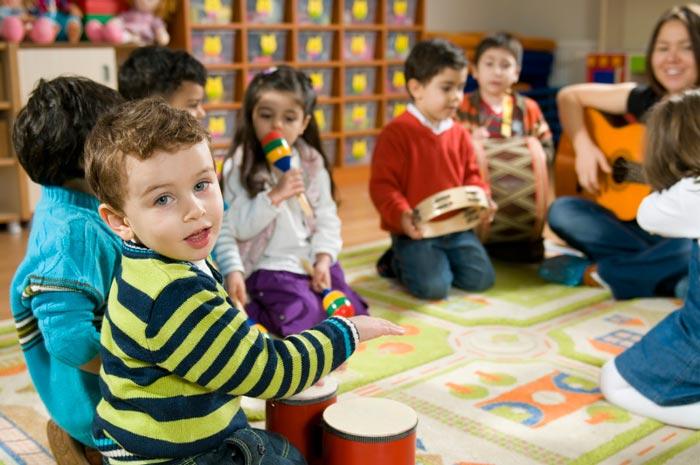 Children and music - ارف کودکان چیست ؟