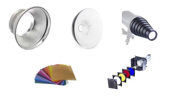 Different Lighting Uses For Studio 10 - انواع نورپردازی در عکاسی پرتره