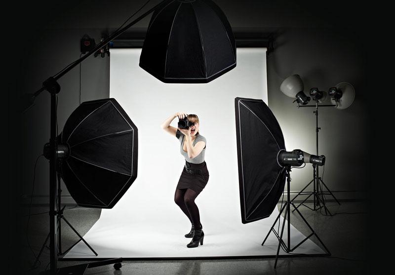 Different Lighting Uses For Studio 6 - انواع نورپردازی در عکاسی پرتره