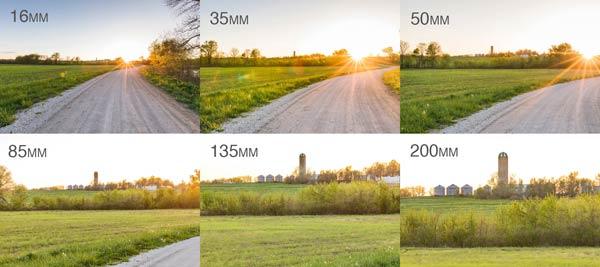 Focal Length final - عکاسی واضح و شارپ از منظره : فاصله ی ابر کانونی و انتخاب گشودگی دیافراگم