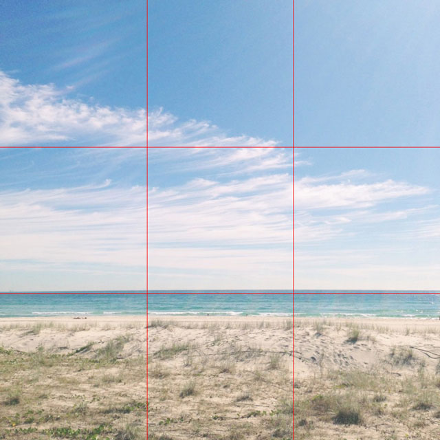 Rule of Thirds 13 - قانون یک سوم عکاسی
