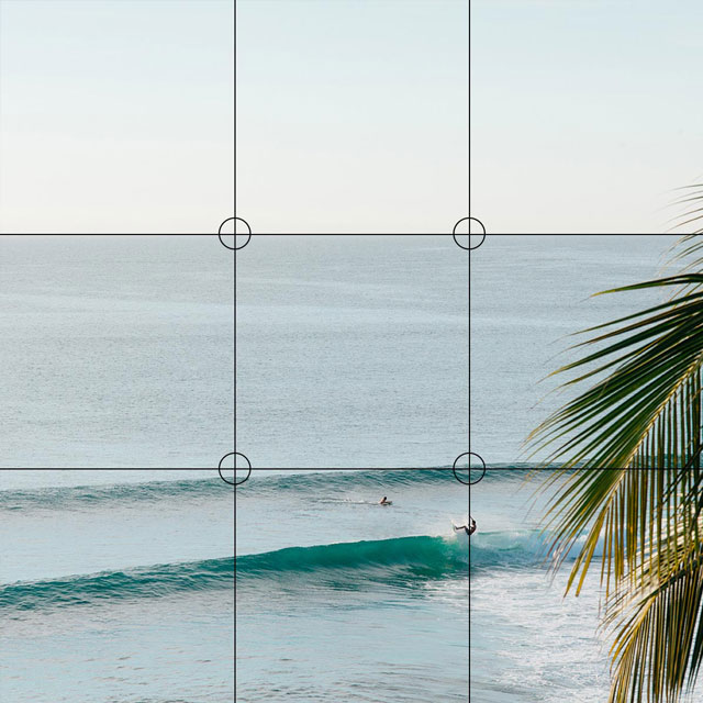 Rule of Thirds 14 - قانون یک سوم عکاسی