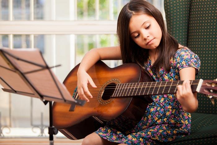 acoustic guitar lessons - ارف کودکان چیست ؟