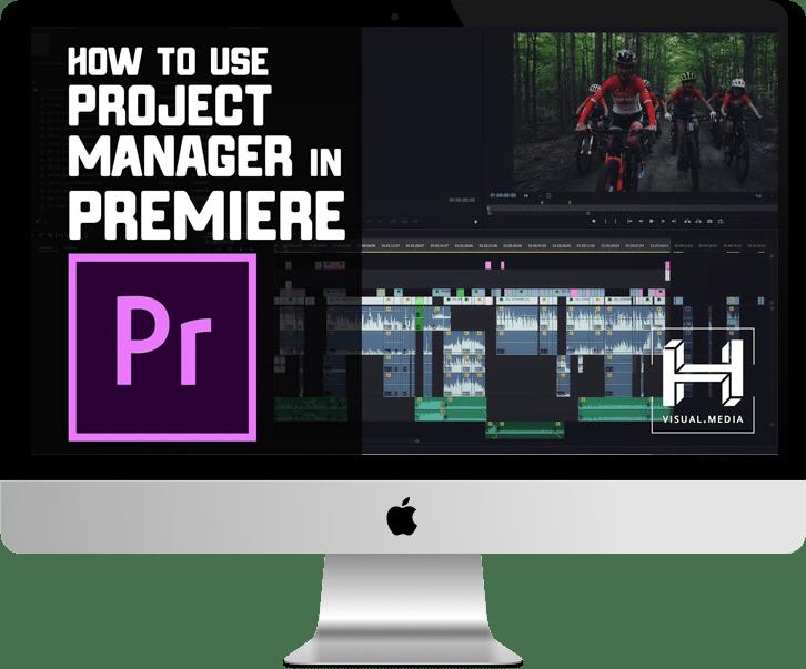 adobe premiere pro cc 1 1 - کاربردهایProject Manager در Premiere Pro