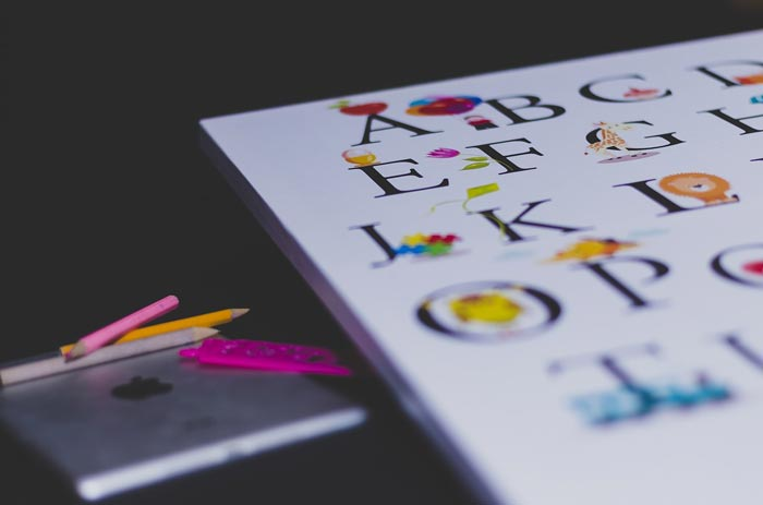 alphabeth - ده دلیل اهمیت بسیار هنر در آموزش و پرورش کودکان