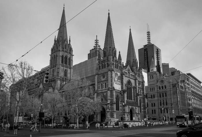 architecture infrared photo - نکاتی در خصوص تغییر یک دوربین قدیمی وعکاسی مادون قرمز