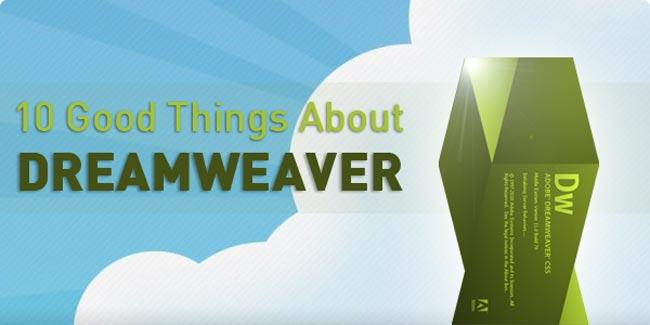 good dreamweaver tips - 10 نکته مفید درباره Dreamweaver