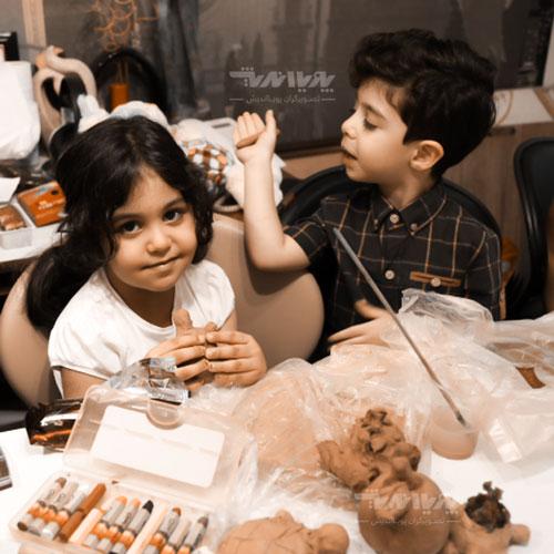 honarkodak esl17 - مزایای هنر برای کودکان - چشم انداز ESL