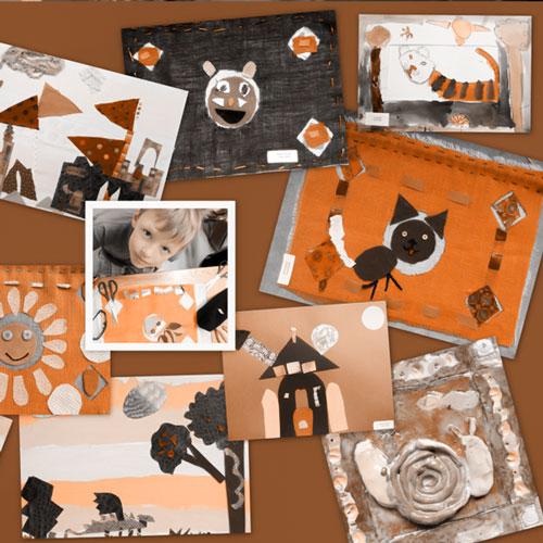 honarkodak esl21 - مزایای هنر برای کودکان - چشم انداز ESL