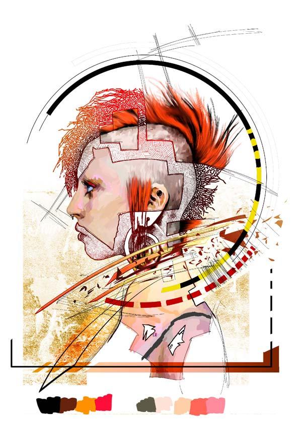 illustrator graphic file - اهمیت آموزش نرم افزار ایلوستریتور