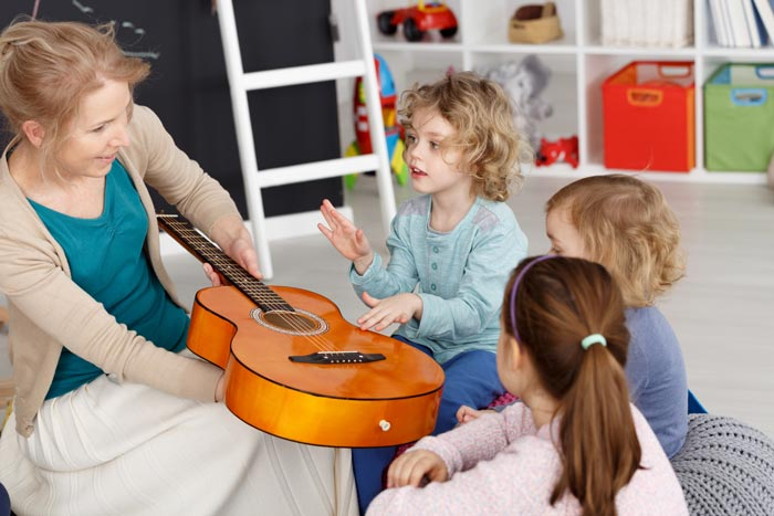 music lesson with kids - ارف کودکان چیست ؟
