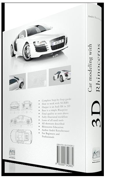 rhinoceros car 3 - آموزش طراحی خودرو با راینو