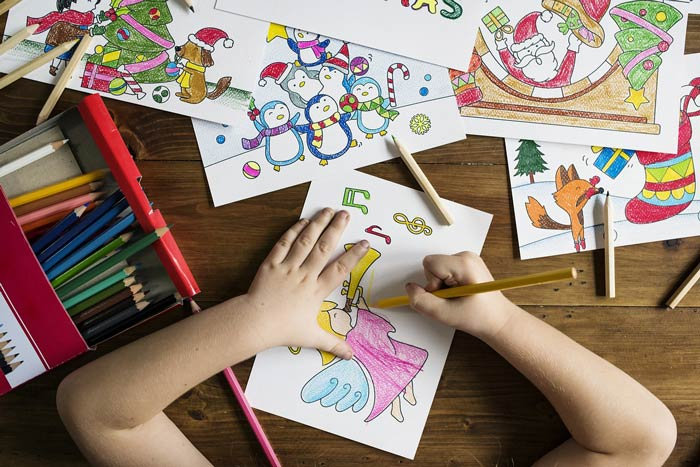 young artist - ده دلیل اهمیت بسیار هنر در آموزش و پرورش کودکان