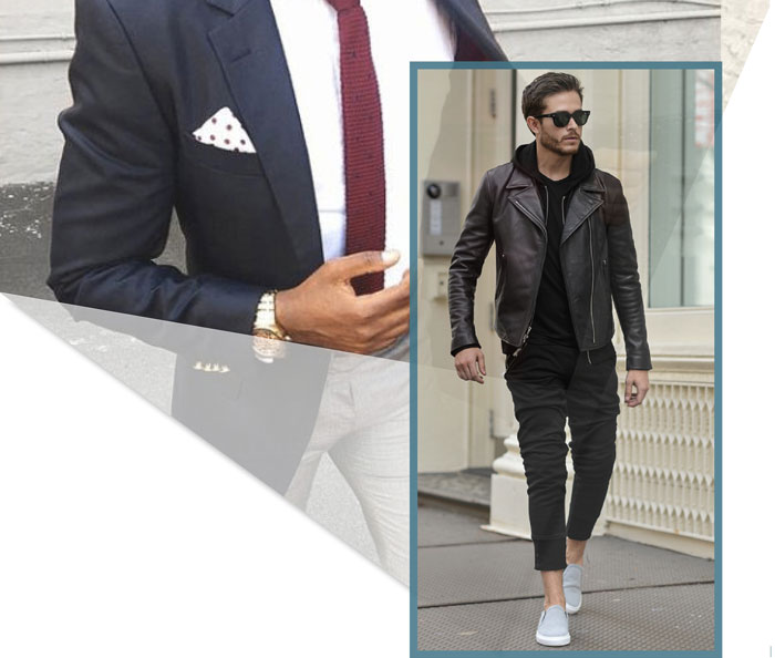 4 clothing men - آموزش طراحی لباس مردانه