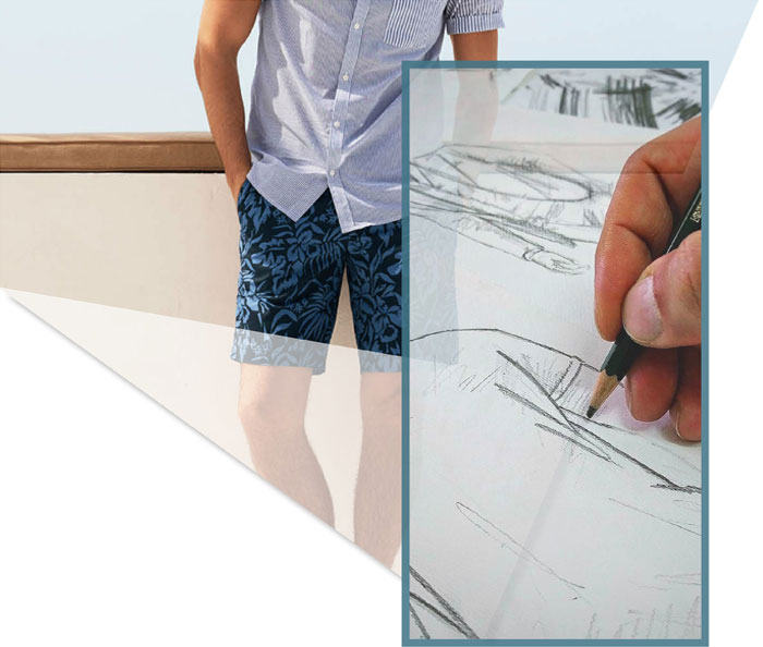 7 clothing men - آموزش طراحی لباس مردانه