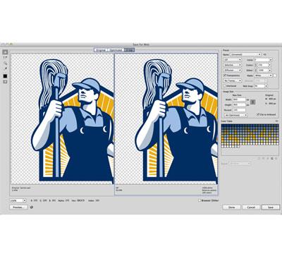 9 dialog - 10 نکته و ابزار ضروری برای کسانی که کار با Adobe Illustrator را شروع کرده اند
