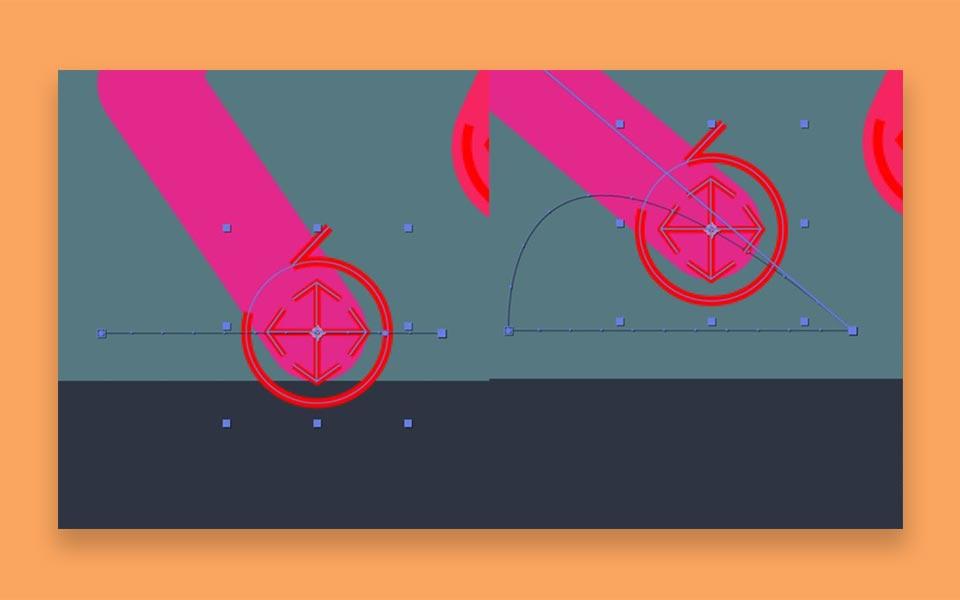 BRINGING YOUR  CHARACTER TO LIFE step6 - ساخت موشن گرافیک ، چطور موشن گرافیک بسازیم؟