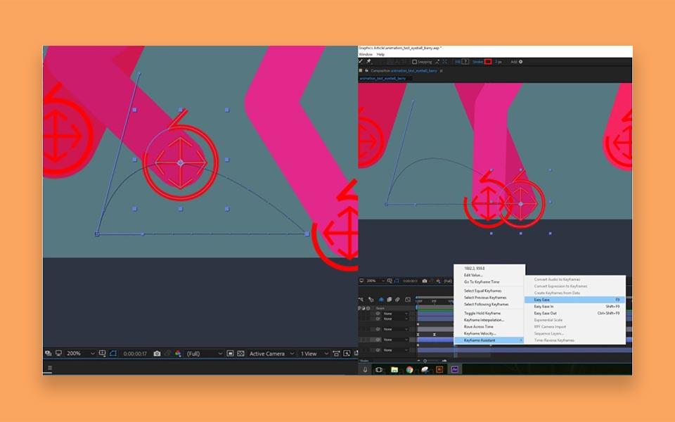 BRINGING YOUR  CHARACTER TO LIFE step7 - ساخت موشن گرافیک ، چطور موشن گرافیک بسازیم؟