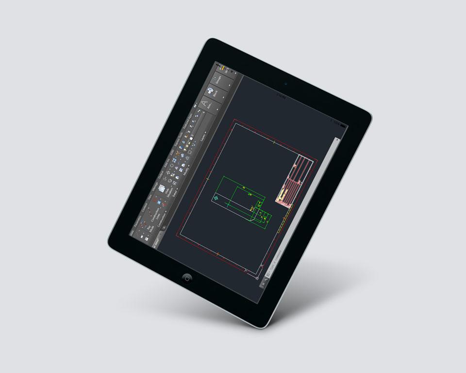 Design Production autocad - کاربرد اتوکد در مهندسی مکانیک