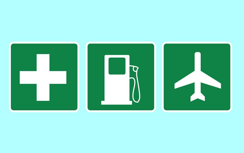 Traffic Signs - مسیر شغلی تصویرگری