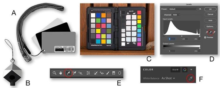 White Balance Tools - چگونهتعادل رنگ در عکاسی می تواند رنگ تان را از بین ببرد ؟