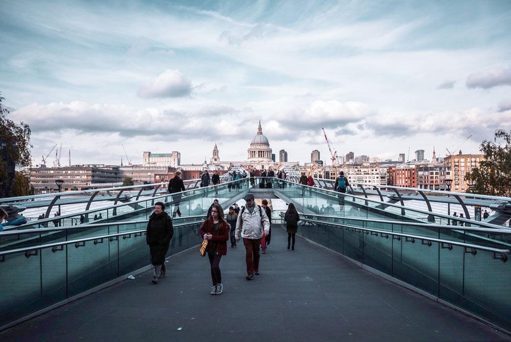 عکاسی خیابانی ناگهانی