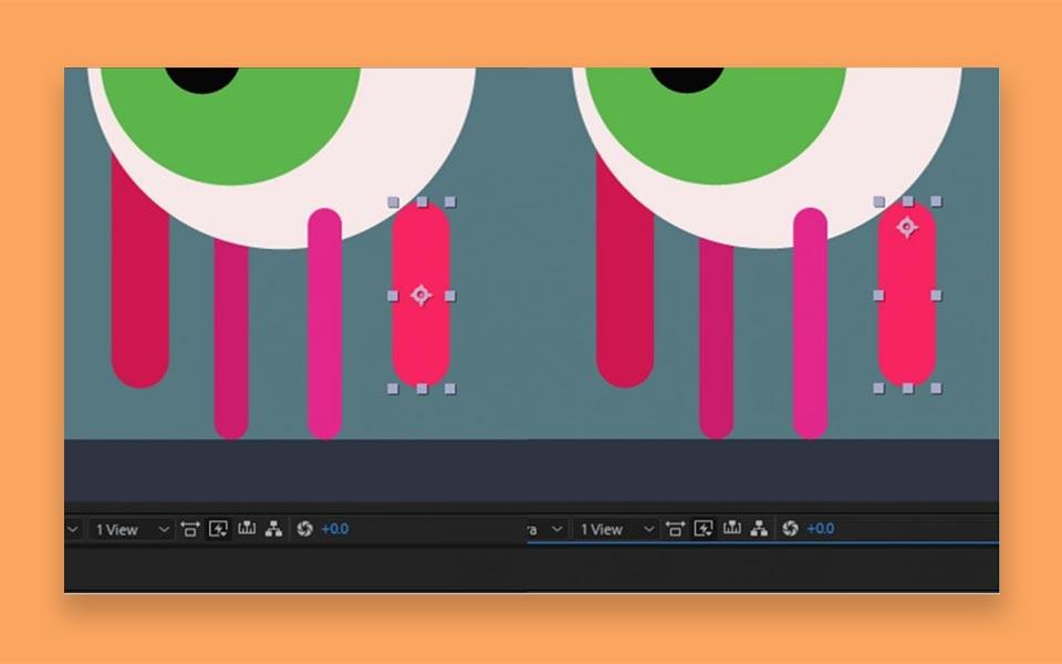 creating your charecter step13 - ساخت موشن گرافیک ، چطور موشن گرافیک بسازیم؟